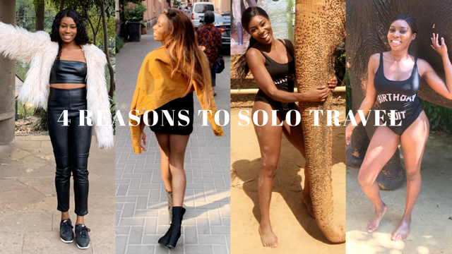 4 reasons to solo travel