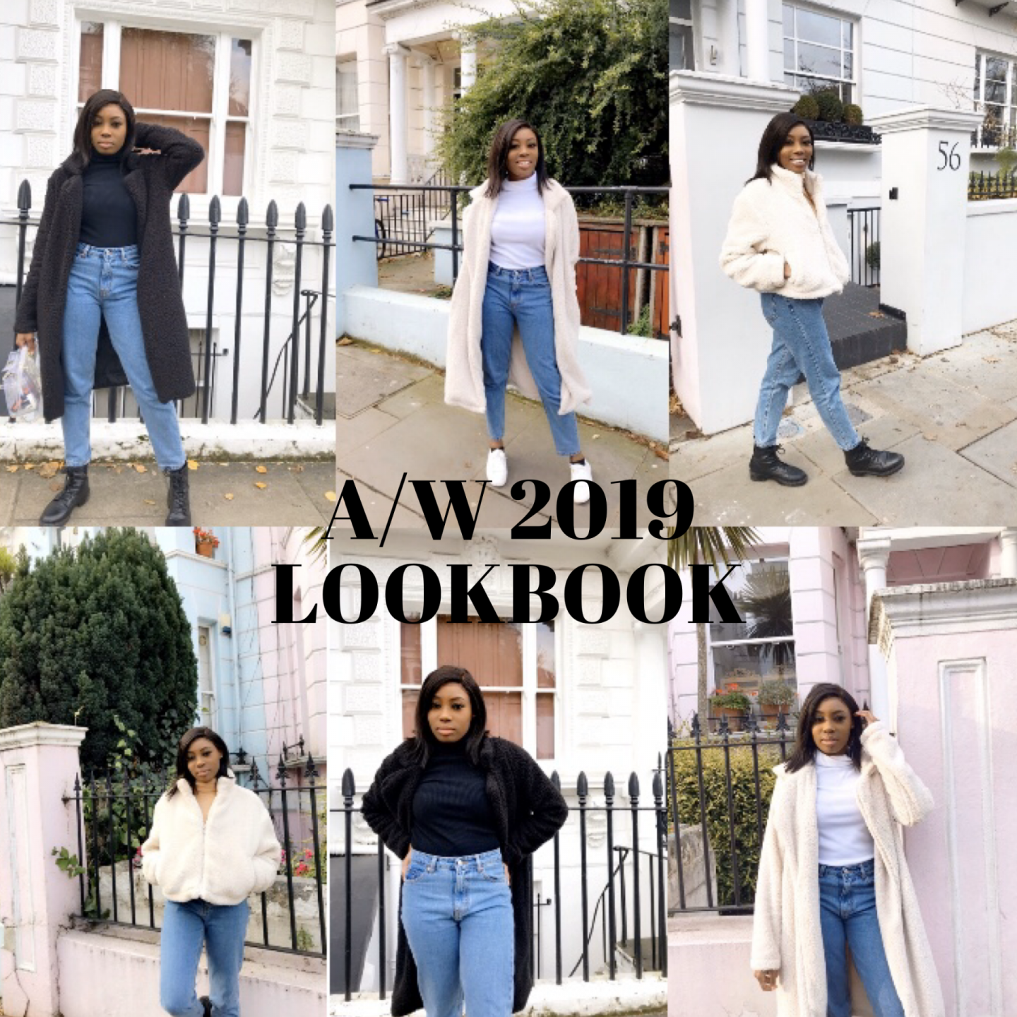 Autumn / Winter 2019 Lookbook